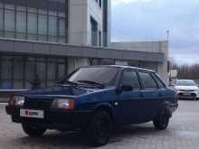 Воронеж 21099 1995
