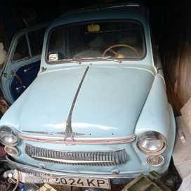 Севастополь Запорожец 1962