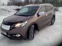 Алдан CR-V 2013