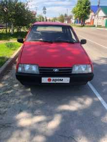 Алексеевка 2109 1989