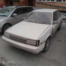 Новосибирск Corona 1986