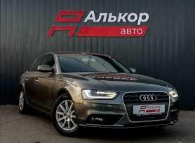 Уфа Audi A4 2012