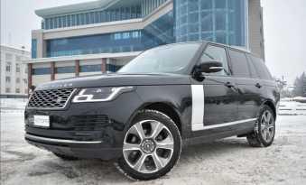 Уфа Range Rover 2018