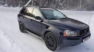 Усть-Кут XC90 2003