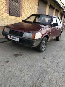 Кропоткин 2109 1989