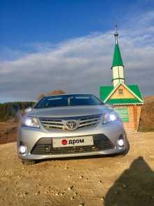 Казань Avensis 2011