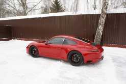 Москва Porsche 911 2017