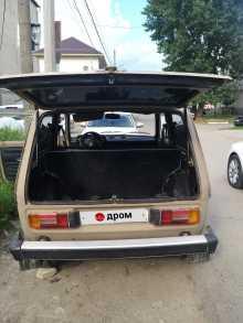Краснодар 4x4 2121 Нива 1986