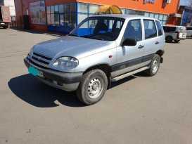 Иркутск Niva 2006