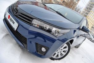 Пенза Corolla 2014