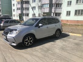 Южно-Сахалинск Forester 2014
