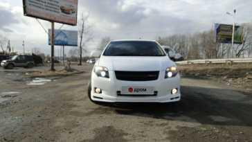 Хабаровск Corolla Axio 2011