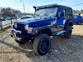 Пенза Jeep Wrangler 2001