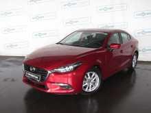 Москва Mazda Mazda3 2018