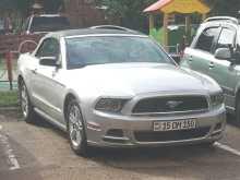 Солнечногорск Mustang 2012