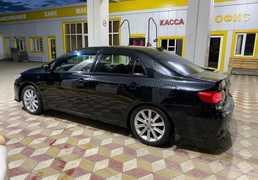 Автуры Corolla 2008