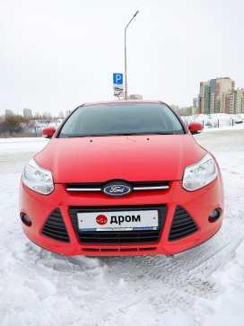 Челябинск Focus 2013
