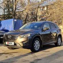 Москва CX-5 2015