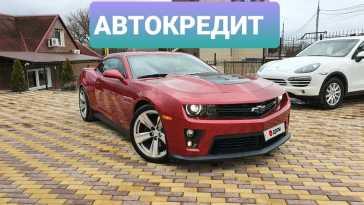 Новороссийск Camaro 2012
