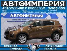 Красноярск Kia Sportage 2016