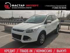 Новосибирск Kuga 2013