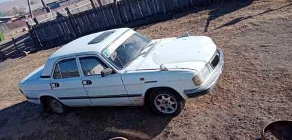 Агинское 3110 Волга 1999