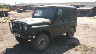Саранск УАЗ 3151 1992