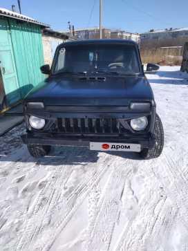 Белогорск 4x4 2121 Нива 1990
