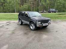 Ордынское Terrano 1993
