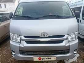 Бугуруслан Toyota Hiace 2014