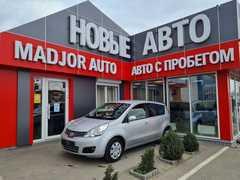 Краснодар Nissan Note 2012