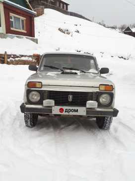 Белорецк 4x4 2131 Нива 2001