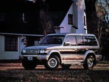 Заветный Pajero 1992