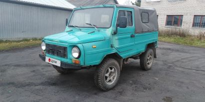 Залесово ЛуАЗ-969 1986