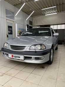 Челябинск Avensis 2000