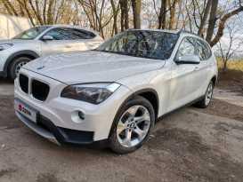 Москва BMW X1 2013