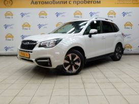 Москва Forester 2017