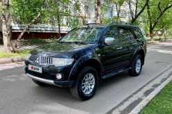 Москва Pajero Sport 2012