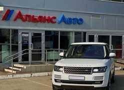 Казань Range Rover 2013