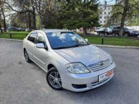 Уфа Corolla 2006