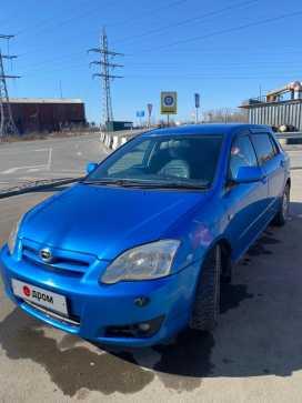 Иркутск Corolla Runx 2005