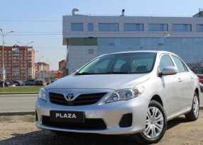Уфа Corolla 2012
