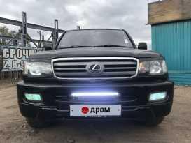 Улан-Удэ Lexus LX470 2001