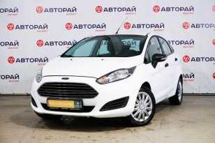 Ульяновск Ford Fiesta 2016