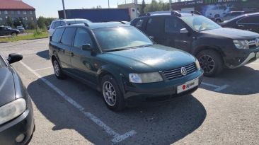 Новый Уренгой Passat 1998