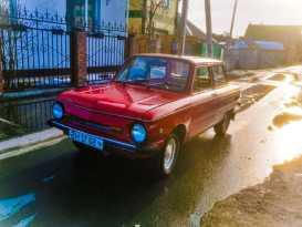 Новосибирск Запорожец 1987