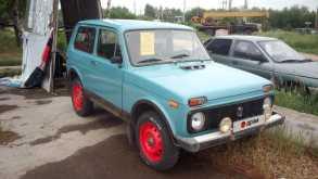 Тольятти 4x4 2121 Нива 1991