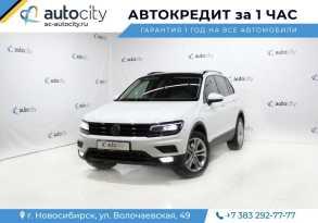 Новосибирск Tiguan 2018