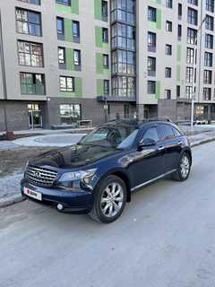 Иркутск Infiniti FX35 2006