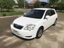 Краснодар Corolla Runx 2003